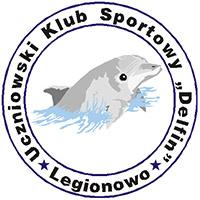 Logo Delfin Legionowo
